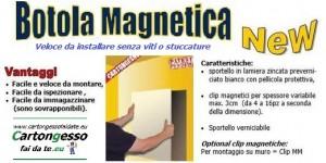 PUBBLICITA Botola Magnetica