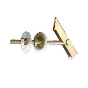 Ancorine a bascula in acciaio con barra filettata