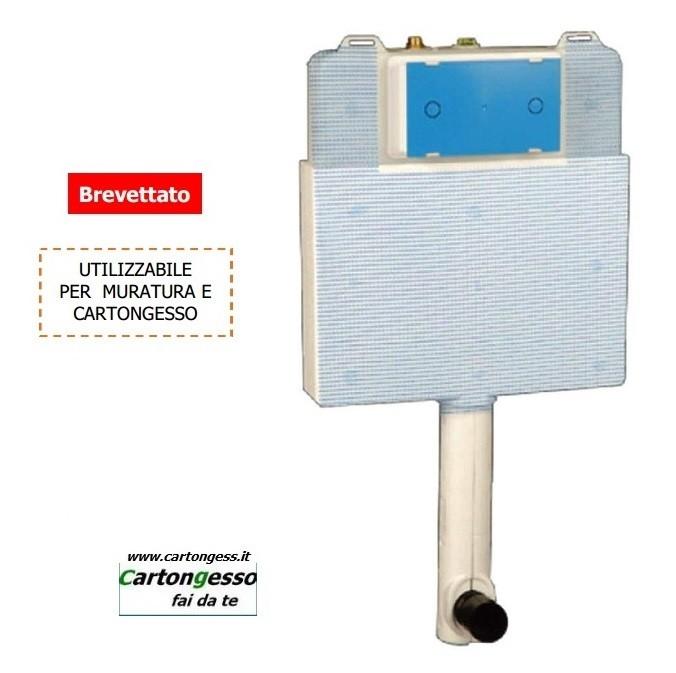 Cassetta Incasso Wc Per Strutture In Cartongesso Cartongesso Fai