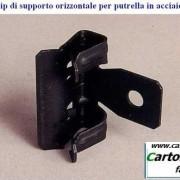 Clip in acciaio fosfatato specifica