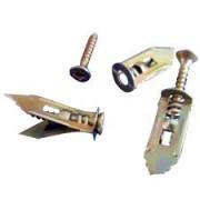 Tassello in acciaio per lastre cartongesso 4