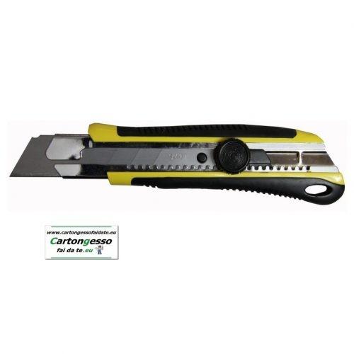 Cutter SX2500  autobloccante e lama in acciaio