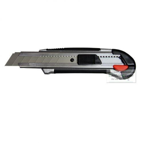 Cutter autobloccante con rotella e lama in acciaio