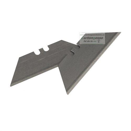 Lama trapezoidale per cutter cartongesso