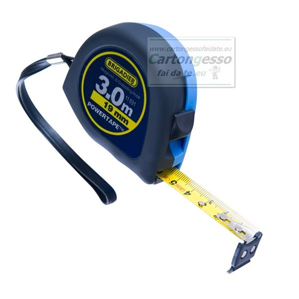 Professional rubberized measuring tape 1