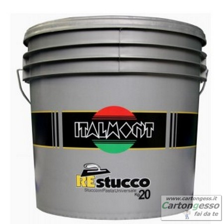 Re Stucco pronto in pasta Restucco