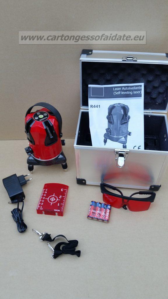 confezione laser R441