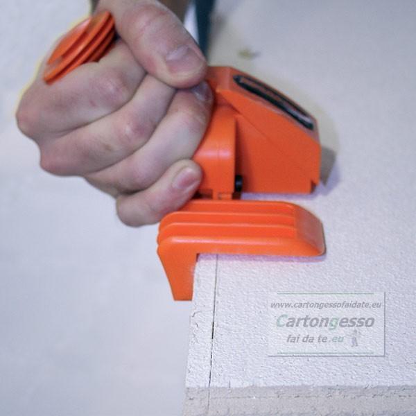 Bordatrice per pannelli in fibra - particolare 2