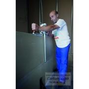Taglialastre metallico Superprofessionale utilizzo 2