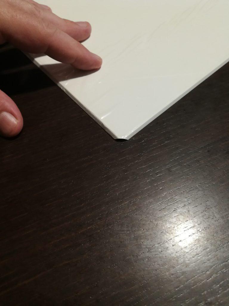 chiusura parete cartongesso
