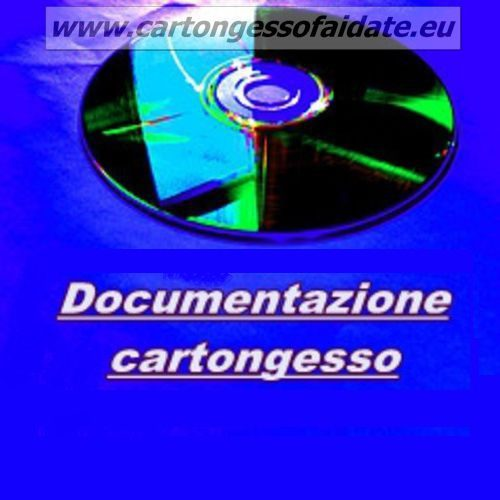 DVD Documentazione cartongesso