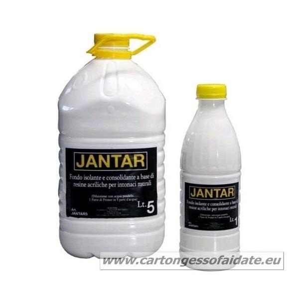 Fondo acrilico per pitture JANTAR - Scheda