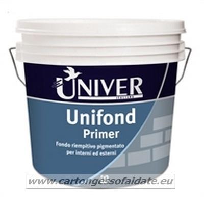 Unifond - Fondo riempitivo pigmentato bianco - Foto
