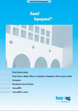 scheda tecnica aquapanel - foto