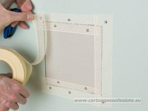 riparare cartongesso 7