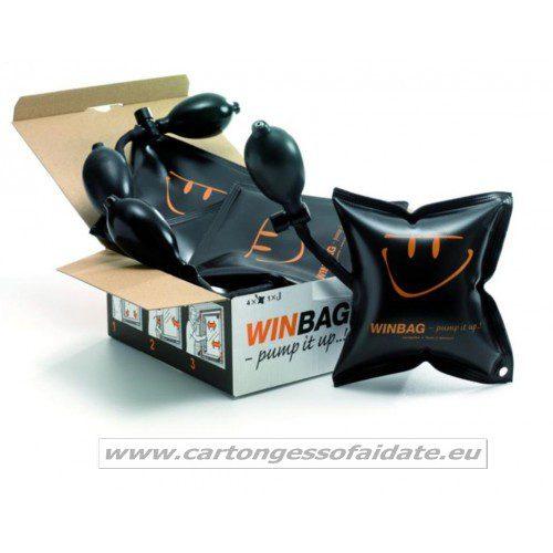 cuscinetto gonfiabile Winbag confezione