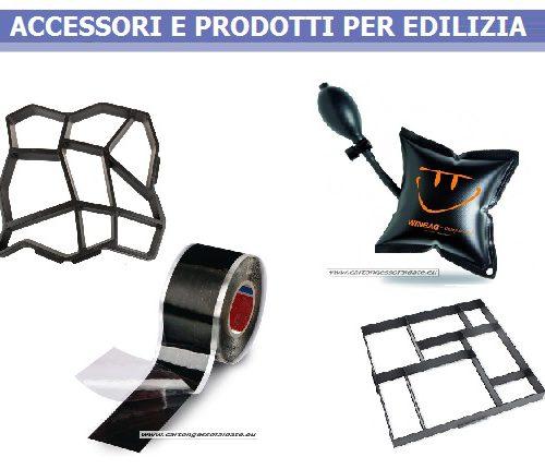Accessori e prodotti per edilizia