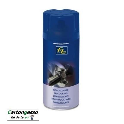 Spray sbloccante lubrificante
