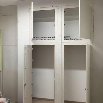 Blocchi porta e blocchi anta invisibili