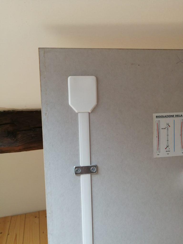 botola ispezione parete