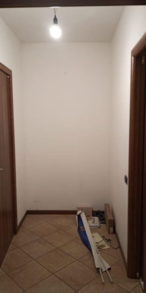 costruire armadio su misura bloccoporta anta cartongesso