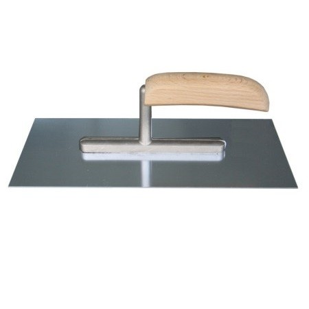 Frattone americano manico alluminio e impugnatura in legno