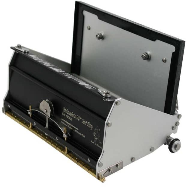 box per cartongesso aperta