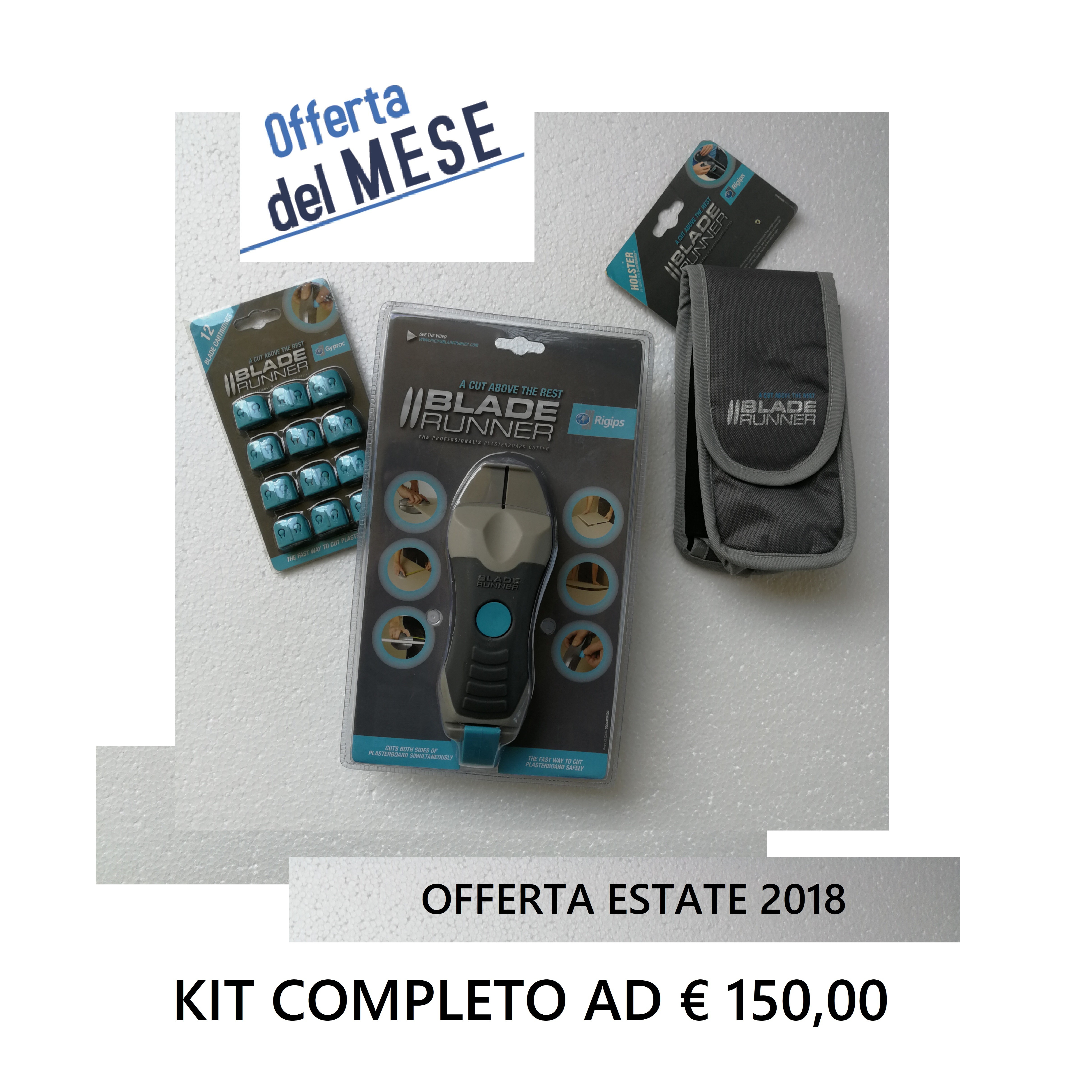 Offerta blade runner estate 2018