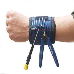 braccialetto magnetico attrezzi
