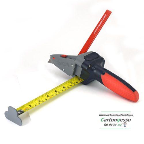 Cutter con flessometro