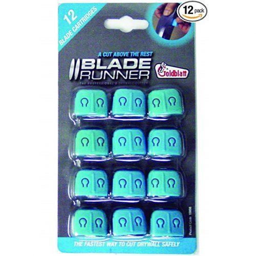 12 lame blade runner cartongesso drywall
