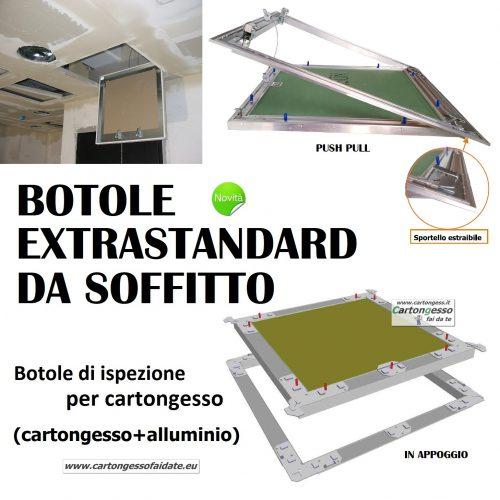 Botola ispezione soffitto EXTRASTANDARD CARTONGESSO