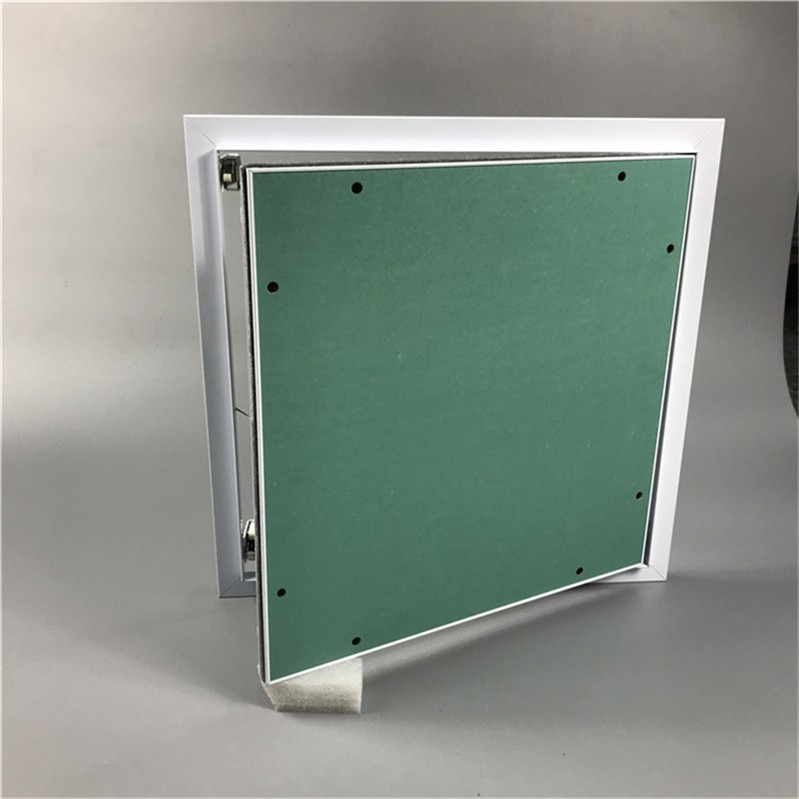 Access-panel-hatch-door-with-aluminum-frame - fai da te