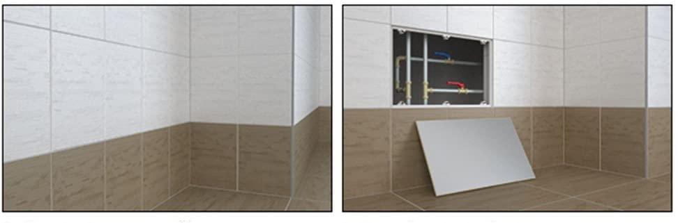 sportello muro piastrella bagno cucina muratura