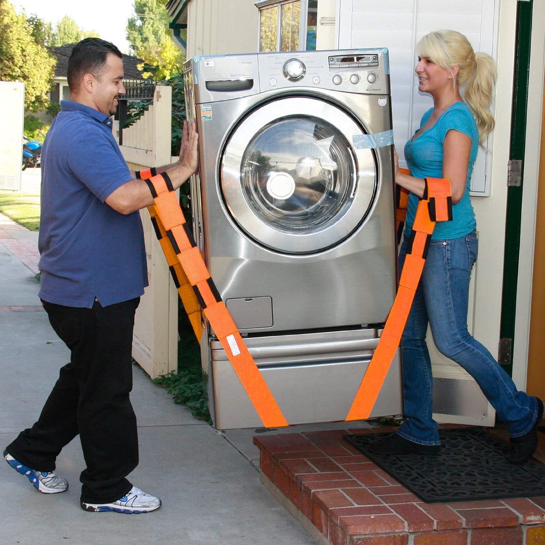 alzare lavatrice cinghie