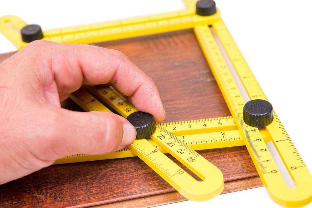 misuratore angoli - righello