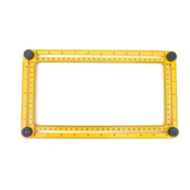 misurazioni negli angoli