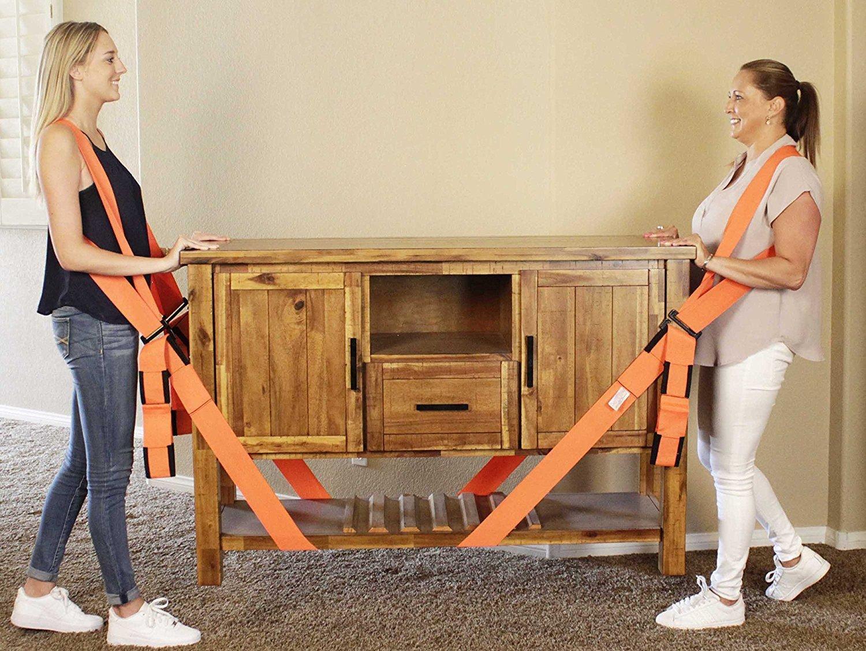 spostare mobili facilmente
