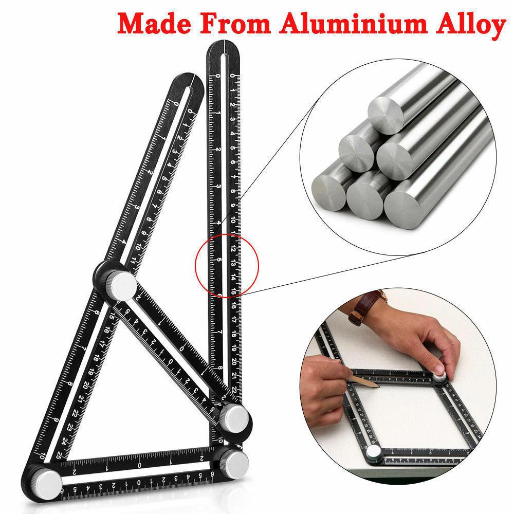 dima in alluminio