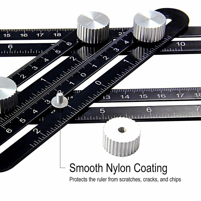 dima metallica per misurare