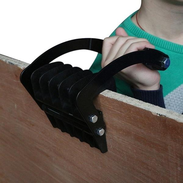 spostare lastre legno