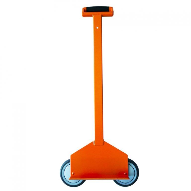 Carrello con ruote in linea Roll Plac® EDMA