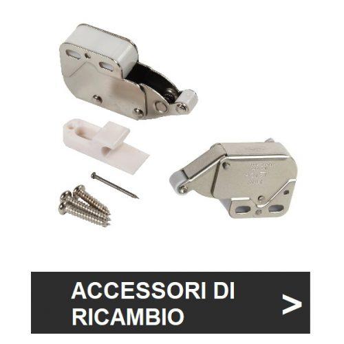Accessori per botole e sportelli di ispezione