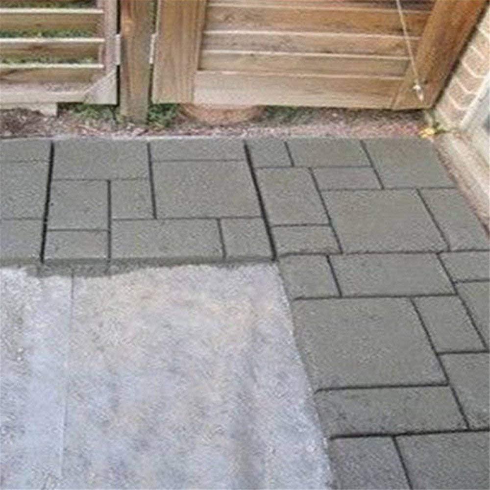 matrice per mattonelle da giardino e piazzale