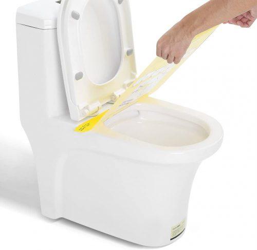 come liberare il tubo del wc