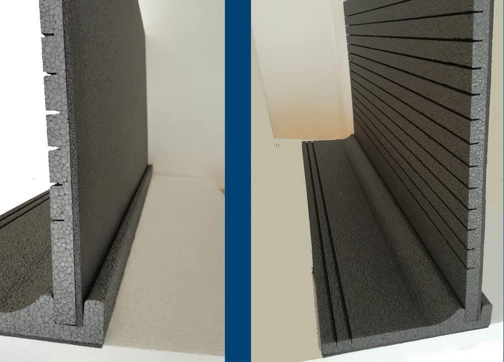 materassino pannello coibentazione acustica termica tapparella avvolgibile cassonetti cartongesso