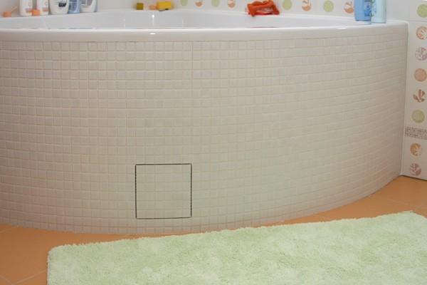 porta mattonelle muro cartongesso