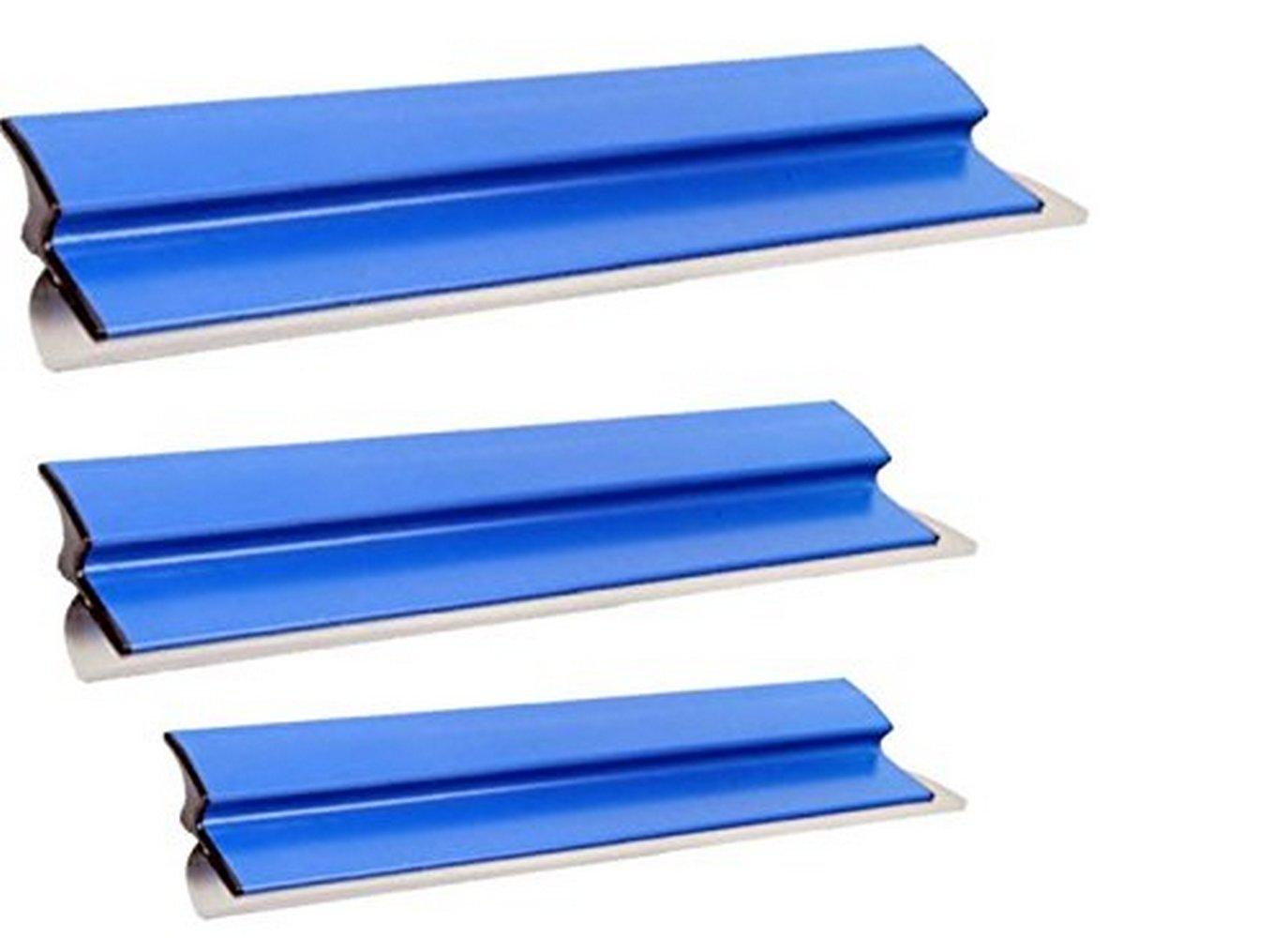 spatole muro e stucco liscio blu